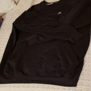 Men's Russell Pro Cotton Crewneck Sweatshirt